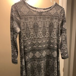 Honey and Lace Brea dress